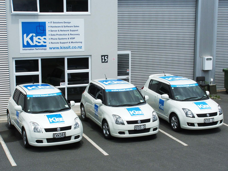 Kiss Information Technologies: Computer solutions for Mount Maunganui, Tauranga and beyond